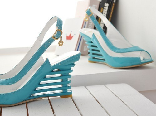 Gladiator Sandals Women Big Plus Size Shoes Women Sandals Bottom High Heels Sapato Feminino Summer Style Chaussure Femme 3-2 <br><br>Aliexpress