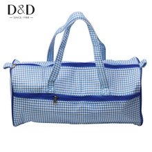 D&D Fabric Craft Knitting Needles Bag Knitting Tote DIY Household Sewing Accessories Storage Bag Organizer Handbags 41*19*16CM(China)