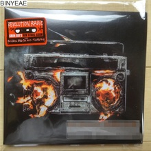 BINYEAE- new CD seal: Green Day Revolution Radio 2016 CD light disk [free shipping](China)