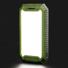 PowerGreen Keychain Solar Charger 10000mAh 5V External Battery Charger Power Bank Mini Solar Panel