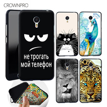CROWNPRO Soft M3 Note Case For Meizu M3 Note Cover Soft Silicone Case TPU For Meizu M3 Note Back Cover Cases