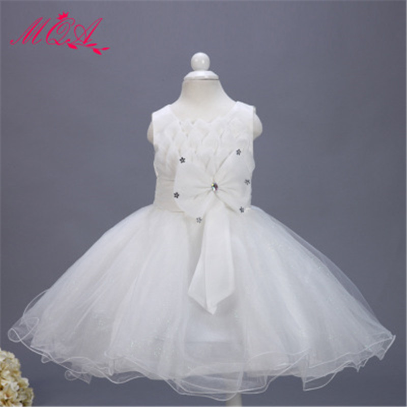 MQA L608 baby girl clothes kids girl dress children girl beautiful princess party marry wedding design girl wear new arrival <br><br>Aliexpress