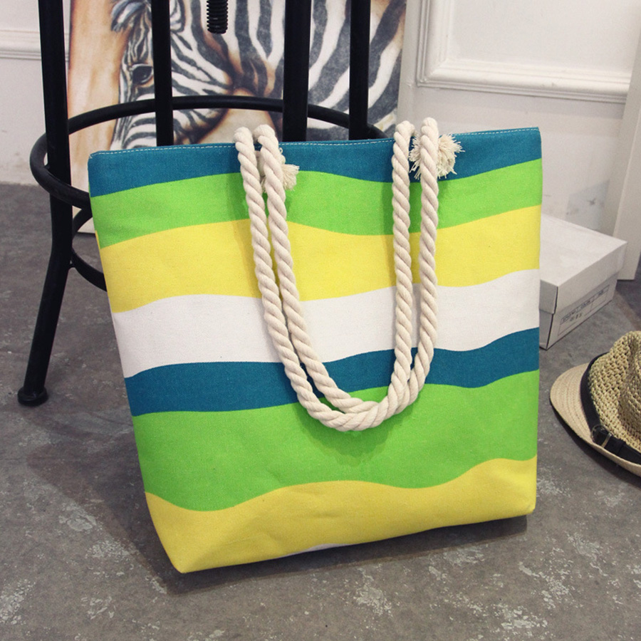 Mara's Dream 2017 Casual Women Floral Large Capacity Tote Canvas Shoulder Bag Shopping Bag Beach Bags Casual Tote Feminina 16