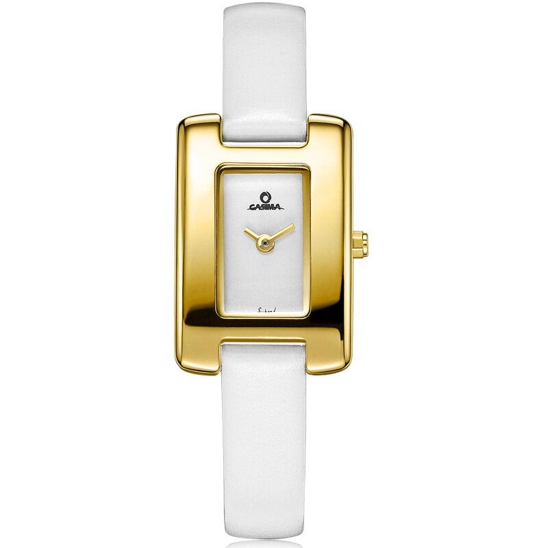 CASIMA luxury brand Bracelet watches women 2016 Fashion casual ladies quartz watch stainless steel waterproof relojes mujer 2612<br>