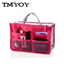 TMYOY 2017 Hot Sale Multifunction Makeup Organizer Bags Women Cosmetic Toiletry Kits Travel Bags Ladies Bolsas girl DB5403