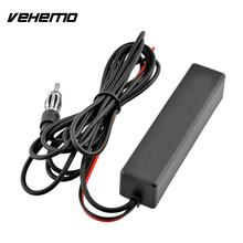 "Vehemo 77"" power Electronic Radio AM FM Hidden Amplified Antenna Universal For Car For Truck Vehicle SUV fm broadcast radio(China)"