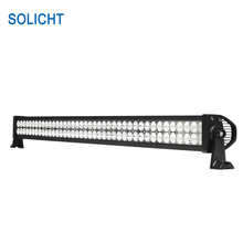 SOLICHT Free shipping 42 inch 80pcs*3w 240w led work light 240w led lightbar,led work bar ,ledbar 4x4 led driving light bars(China)