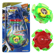 Plastic Spinning Top Beyblades With Launcher Classic Beyblades Set Children Beyblade Toys for Sale Kids Toy Gift TL04