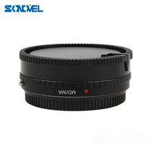 Buy Sonovel Lens Adapter Suit Minolta MD MC Lens Minolta MA & Sony Alpha Mount Adapter (MD-MA) Optical Glass for $20.99 in AliExpress store