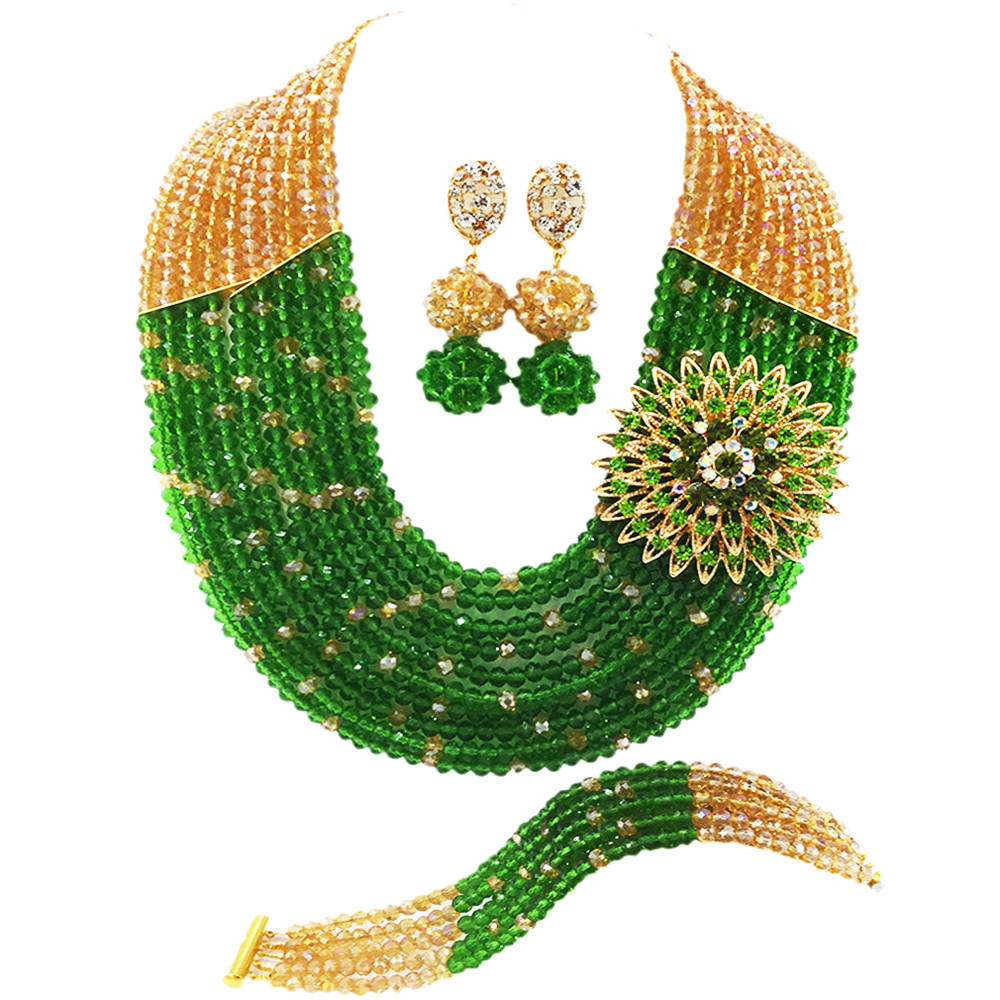 Gold AB Green (1)