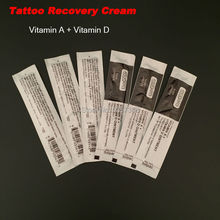 100pcs Tattoo Recovery Cream/Anti Scar Cream Ointment Tattoo Aftercare Tattoo Supplies free shipping(China)