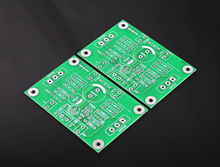 One Pair PASS 5W Single-ended Class A Power Amplifier Bare PCB 5W + 5W(China)