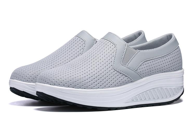 RS 3308 (16) 2017 Autumn Women's Platform Shoes