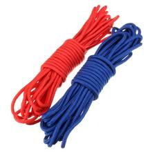 10m Lifeline Camping Climbing Rope Outdoor rock climbing survival Escape Rope Paracord Parachute Cord Lanyard Rope