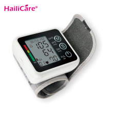 Health Care Automatic Tonometer Portale Digital Wrist Blood Pressure Monitor Meter Measuring Pulse Sphygmomanometer Tensiometros