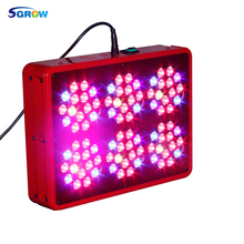270w Apollo 6 Led Plant Grow Light , 6 Band Full Spectrum Led Grow Light with Far Red Color for Indoor Plant Growth and Flower