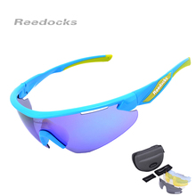 With Original Box 5 UV400 Lens Brand Mens Polarized Cycling Glasses Outdoor Sport TR90 Bicycle Eyewear Bike Designer Sunglasses