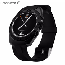 EDWO G5 Smart Watch MTK2502 Heart Rate Monitor Smartwatch Pedometer Call Message Reminder Fitness Tracker Clock iOS Android - Edwo Store store