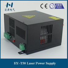 T50 co2 fractional laser power supply for co2 glass tube(China)