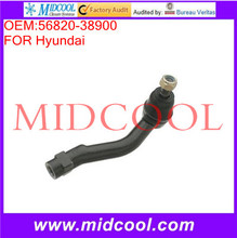 High Quality Auto Parts Front Right Outer Steering Tie Rod End OEM:56820-38900(China)