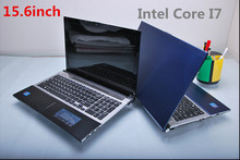 "15.6"" In-tel Core I7 8GB & 1TB HDD game laptop SSD slot camera WIFI Windows 8 game notebook computer(China)"