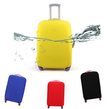 Travel Luggage Suitcase Protective Cover Stretch Bag Anti-Dust Durable Trunk Case For Women Men Storage Bag Accessories For Bag