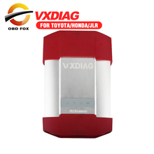 VXDIAG MULTI 3IN1 Diagnostic Tool For Toyota V10.10.018/ for Honda V3.014 / for LandRover/for Jaguar V139 With Original Software(China)