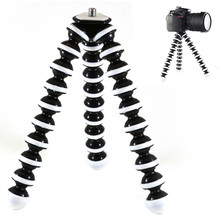 New Large Octopus Flexible Tripod Stand Gorillapod for Camera