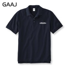 ZiL Truck Car Logo Polo Shirts Men & Women Unisex Business & Casual Man Automobile Mens Man Polos Homme Solid Brands Summer Slim