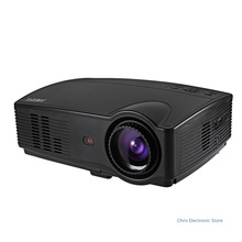 POWERFUL SV - 328LH LCD Projector 3000 Lumens 1280 x 800 Pixels with VGA HDMI USB for Home Office Education Protable Proyector