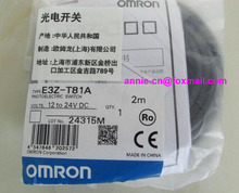 New and original E3Z-T81,  E3Z-T81A OMRON  Photoelectric switch   Photoelectric sensor    2M   12-24VDC