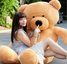 2017 new 100cm giant teddy bear doll lover's gift birthday gift lover gift vbno(China)