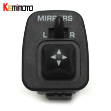 KEMiMOTO F65Z-17B676-AB 901-319 New Power Mirror Switch for Ford F150 1997-2004