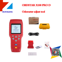 OBDSTAR X-100 PRO X100 Pro Programmer D Type for Odometer and OBD Software Function X100 Programmer X100 Pro OBDSTAR