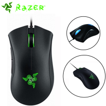 Razer DeathAdder Gaming Mouse Infrared Optical Mouse Razer DeathAdder Chroma/2013 Edition/Elite Ergonomic Gaming USB wired mice