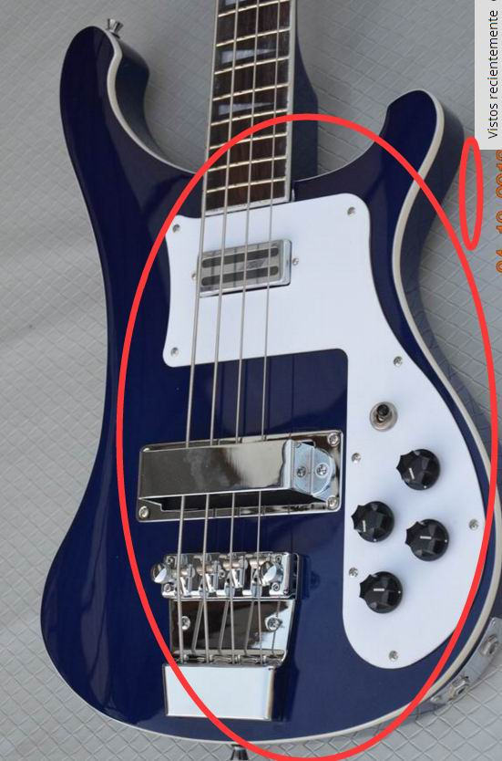 i pickguard for 4003 bass and 5 covers<br>