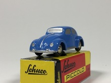 schu co 1:90 piccolo vw Classic Beetle boutique alloy car toys for children kids toys Model gift Original box freeshipping(China)