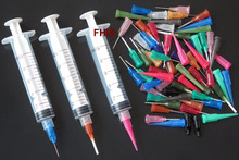 10CC 10ML Syringe Fluid Epoxy Cyanoacrylate Paint Adhesive Dispenser Loctite(China)