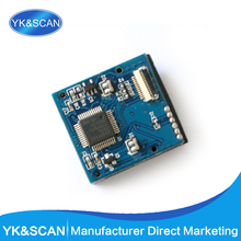 small  TTL232 5V/3.3V scan engine  with Interface board 1D CCD Image Barcode scanner embedded module engine Free shipping