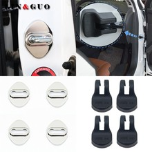 Buy 8pcs case Honda Accord Fit CITY Civic CRV Hrv Stainless steel protect Door Lock Cover accessories car styling for $4.48 in AliExpress store