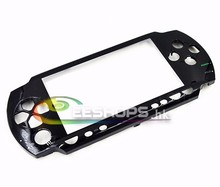 Brand New Cheap Original Upper Cover Shell Faceplate Replacement for Sony PSP 1000 PSP1000 Piano Black Repair Part Free Shipping
