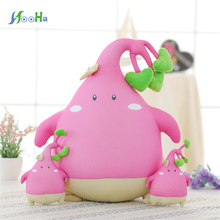 40CM Cute Stuffed Sweet Potato Cartoon doll Baby Kids Toys for Girls Birthday Christmas Bonecas Squeeze Relieve pressure Doll(China)
