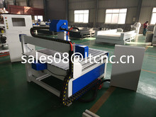 1.5KW water cooling spindle LT-1212 cnc router for cutting aluminum/copper and engraving marble low price
