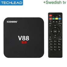 Arabic Android Set Top Box Quad Core Sweden Italian Europe IPTV Channel Dutch France Package USA Albania Portugal m3u IP TV Box