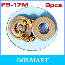 Buy 3pcs high RC Models F9-17M Miniature Trust Bearing Plane Bearings 9*17*5mm for $1.10 in AliExpress store