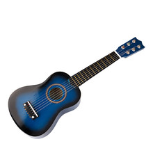 High Quality Musical Instruments Professional Children Guitar Toys 21 Vocal 6 String Bass Guitar Puzzle Toys Music Toys