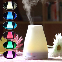 Essential Oil Diffuser LED Night Light Ultrasonic Cool Mist Fresh Air Spa Aromatherapy ST-08  deodorization