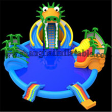 2017 High quality Baby swimming pool inflatable pool cheap price for sale(China)