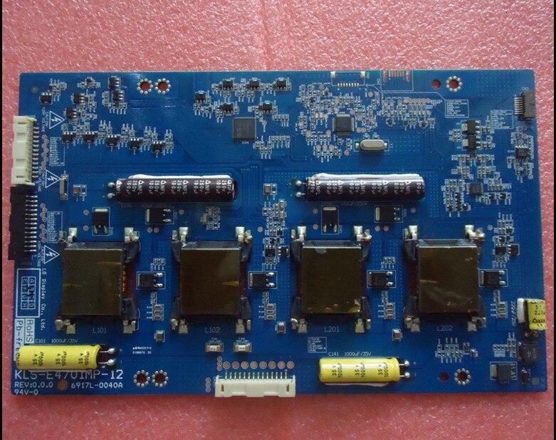 6917l-0040a kls-e470imp-12 led printer  high voltage board T-CON connect board<br>