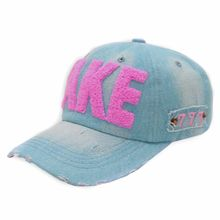 Women Lady Outdoor Sport Cowboy Hat Baseball Cap Spring Summer Caps